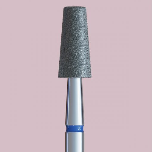 Frez diamentowy do usuwania skórek ścięty stożek