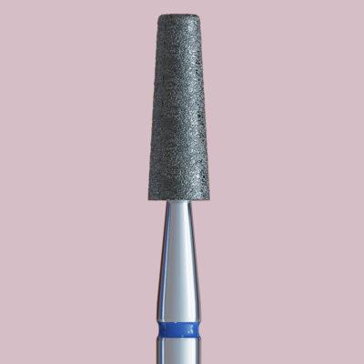 Frez z niebieskim paskiem, ścięty stożek w rozmiarze 31