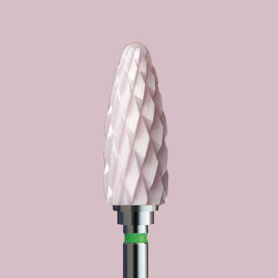 Frez do zdejmowania akrylu ceramiczny